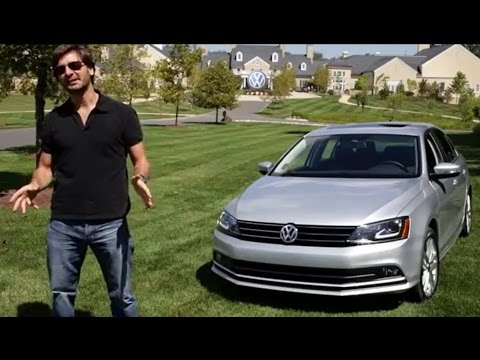 Prueba Volkswagen Jetta 2015 Espaol