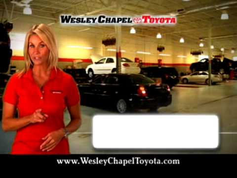 Wesley Chapel Toyota Service Department | Now Open Sundays
