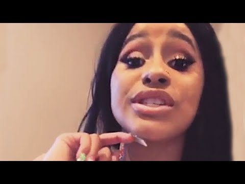 Cardi B Cries For Help In Emotional Post To Fans