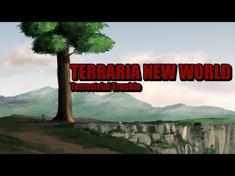 Terraria New World | Ep: 2 | Terrestrial Trouble