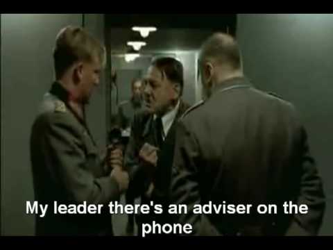 Hitler phone call to Royal Mail