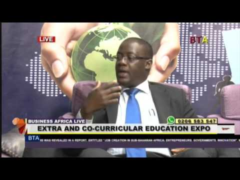Extra And Co curricular Education Expo