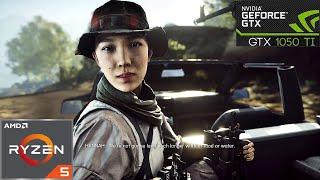 Battlefield 4 PC Gameplay #Part4 NVIDIA GTX 1050Ti AMD Ryzen 5 UHD 4K