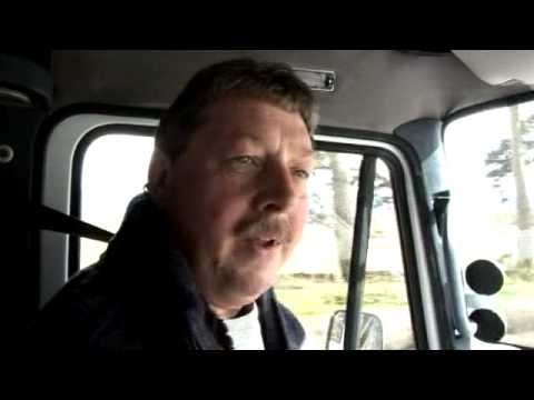 Sammy Wilson visiting Cairngorm National Park