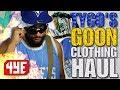 TYCO'S GOON CLOTHING HAUL