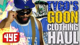 Tyco's Goon Clothing Haul (Comedy Sketch)