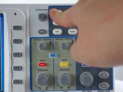 Oscilloscope OWON SDS