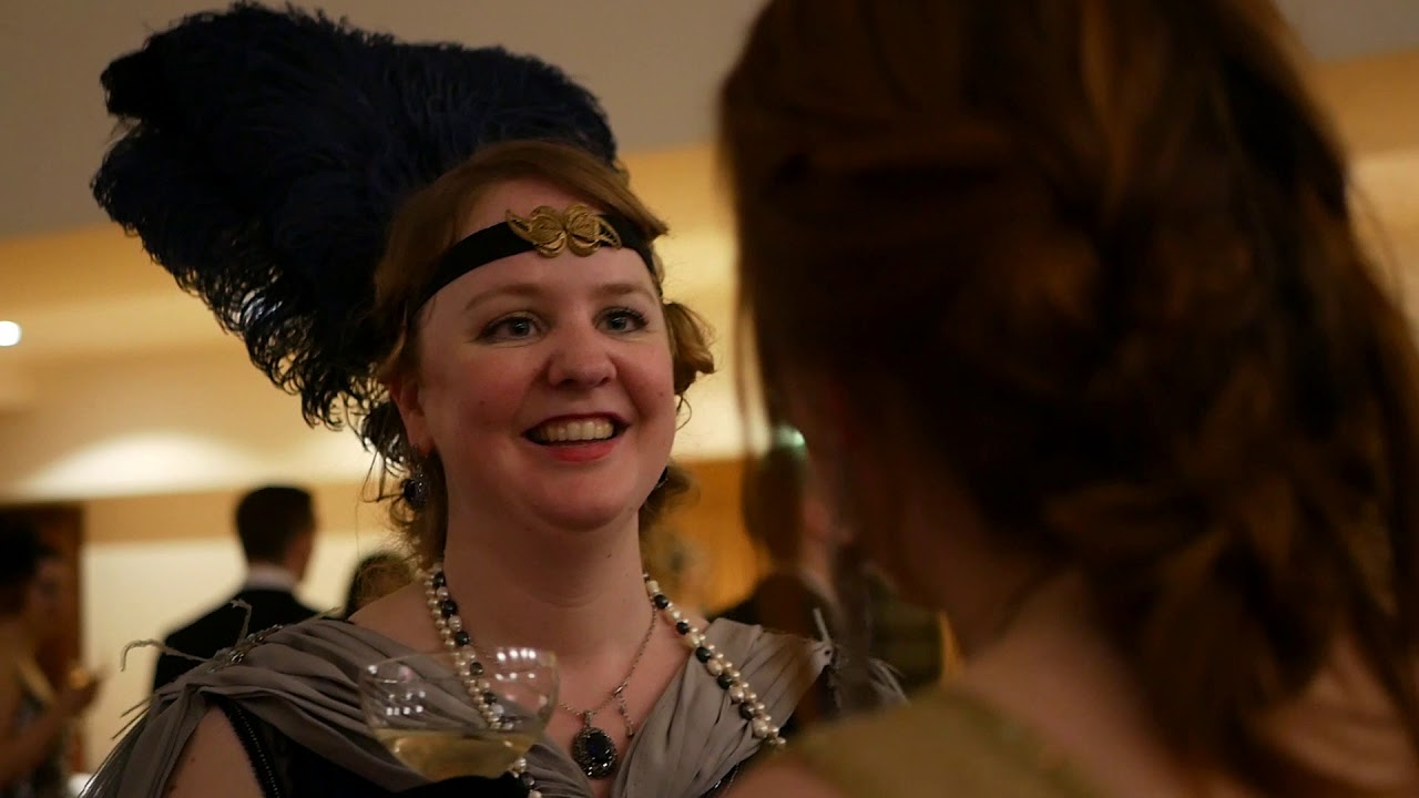 Showtime at the Paulus  - 1920s party