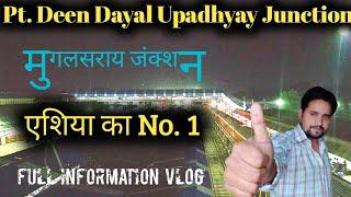 Pt deen dayal upadhyay junction Railway station (Mughal sarai Railway station) |Indian Railways