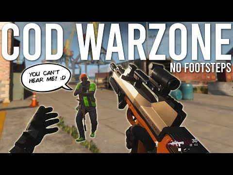 Call Of Duty Warzone - The Truth About Footstep Audio