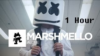 Marshmello I Alone 1 Hour [ Monstercat ]