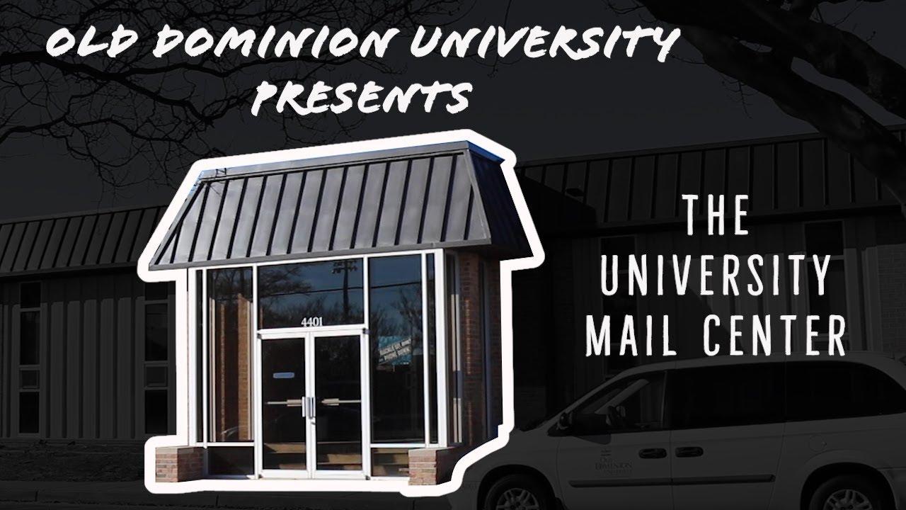 ODU University Mail Center