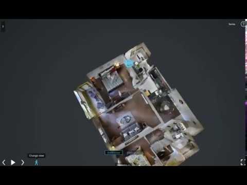 Cason 3D virtual tour video  finished rehab