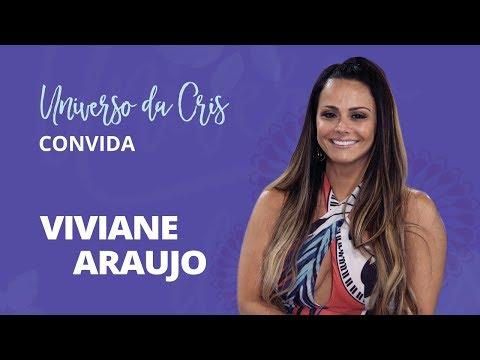 Universo da Cris convida Viviane Araujo | Segredos para ter um corpão