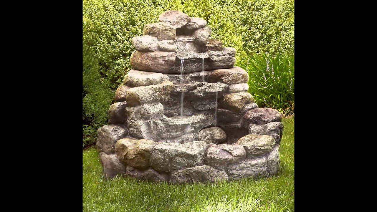 The Unique Outdoor Garden Fountains