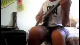 Baixo Giannini Stratosonic ( jazz bass )  - Tico laurindo