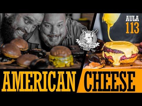 Aula 113 - American Cheese (Como fazer o Queijo Cremoso de fotos do Instagram) / Cansei de Ser Chef