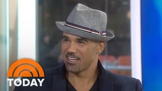 Shemar Moore Bounces From 'Criminal Minds' To 'The Bounce Back' | TODAY