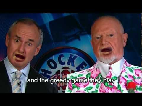 The NHL Lockout Song