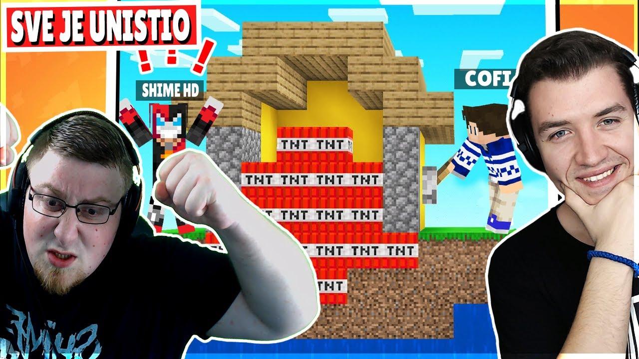 Download Dok me NIJE BILO, COFI mi je UNISTIO SVE - Minecraft