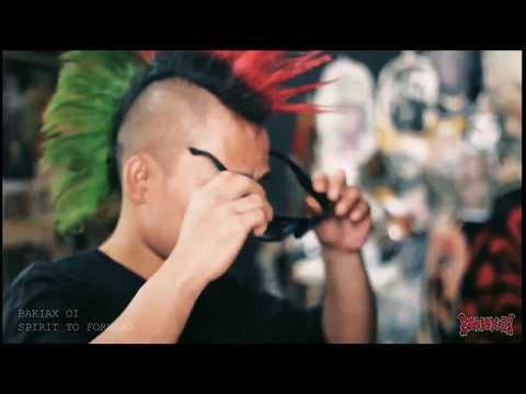 BAKIAX Oi - SPIRIT TO FORWARD [Official Video 2018]