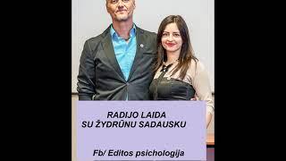 Žydrūnas Sadauskas.Santykiai su tėvais.Editos psichologija.