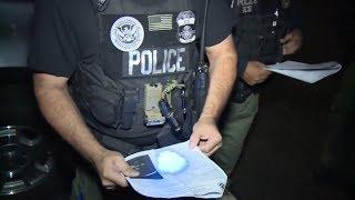 ICE Fugitive Arrests - Ontario CA