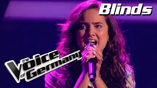 Alicia Keys - Underdog (Hannah Wilhelm) | The Voice of Germany | Blind Audition