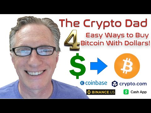 Four Easy Ways To Buy Bitcoin With Dollars And Store In Your Own Wallet