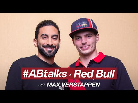 #ABtalks X Red Bull With Max Verstappen - مع ماكس فيرستابن | Chapter 5 Of 5