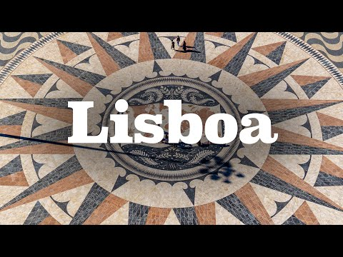 Lisbon. Vibrant colours and energy // Travel Video // Portugal