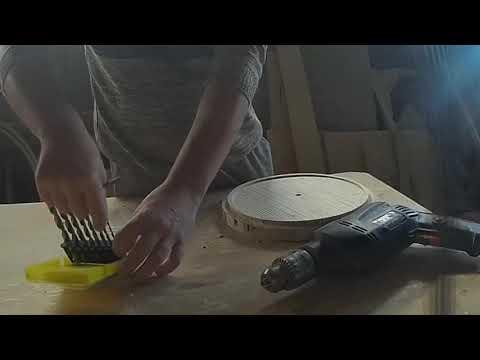 DIY Фанера рулит!!! Часы настенные из фанеры!
