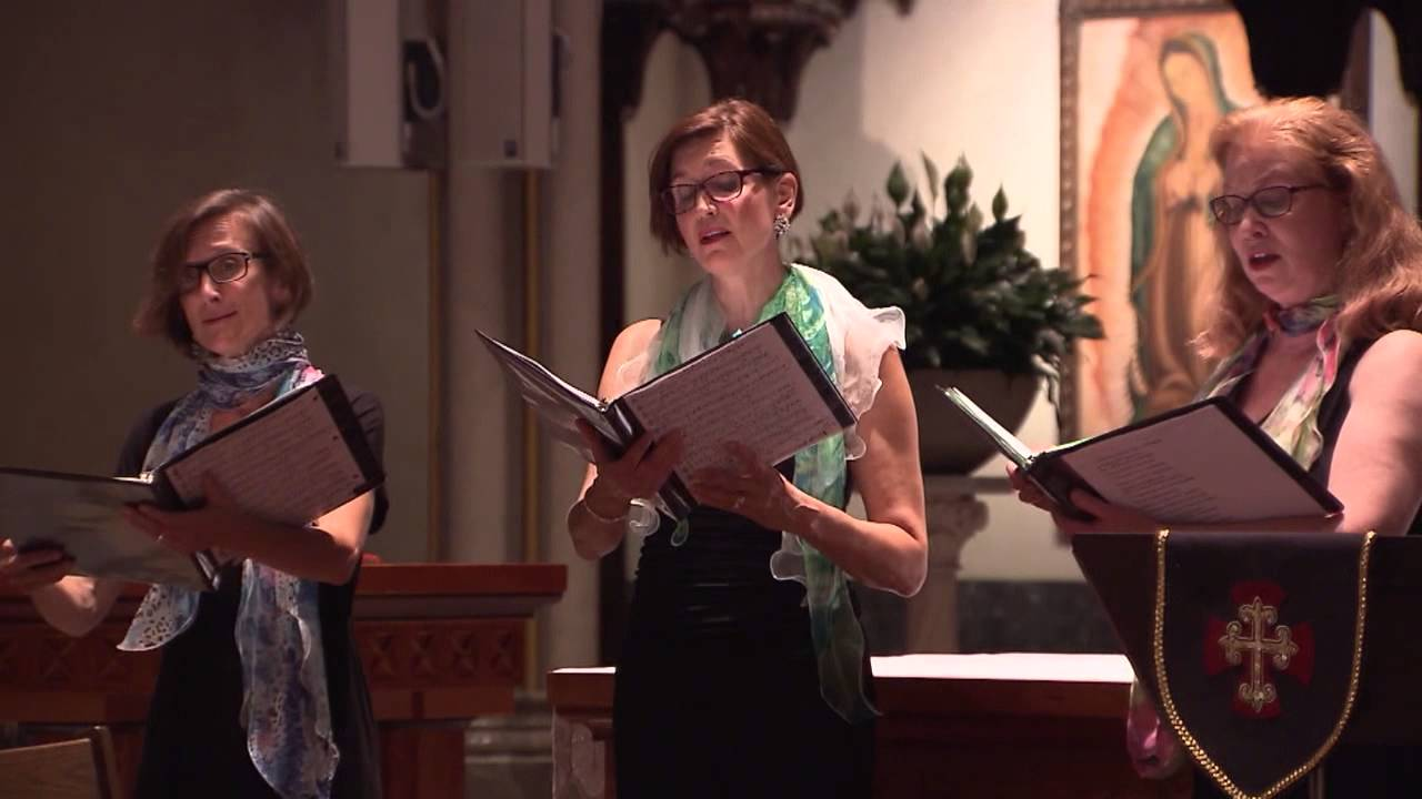 The Hildegard Singers in Concert: July 6, 2015