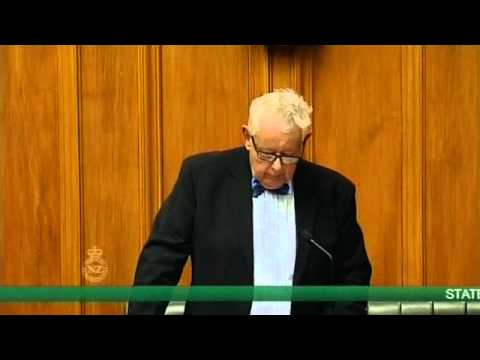 State-Owned Enterprises and Crown Entities Amendment Bill - First Reading - Part 10