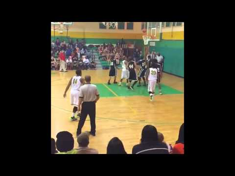 Eastern Alamance High School Varsity Bball vs. Morehead