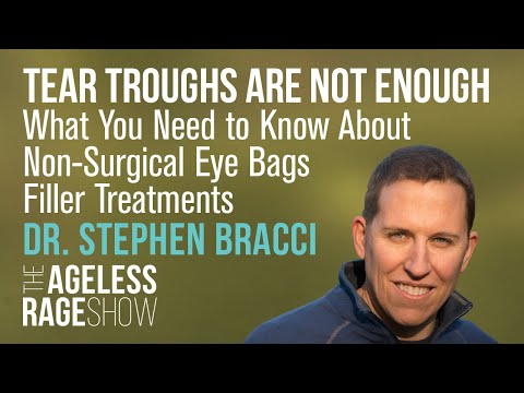 Understanding the Tear Trough Component of Eye Bag Treatments