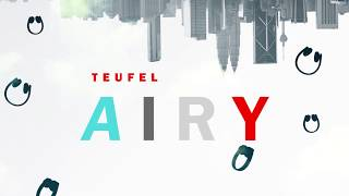 AIRY from Teufel – whatever's on the agenda – the new AIRY is ready.