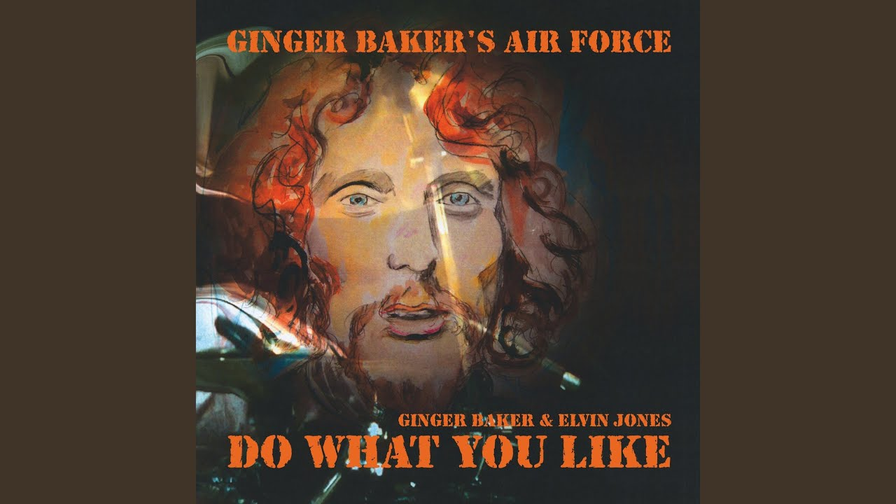 Ginger Baker's Airforce – Let Me Ride [The Staple Singers]