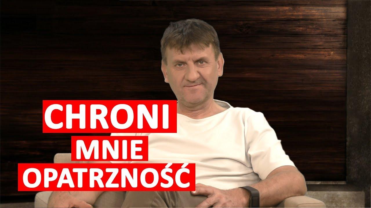 Marek Kamiński: Chroni mnie Opatrzność Boża