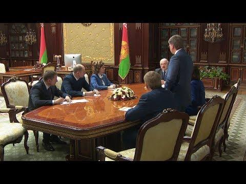 Лукашенко потребовал увеличить продажу цемента на внешние рынки