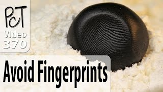 How to Keep Fingerprints Off Your Polymer Clay