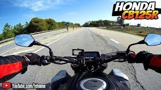 🏍️ Honda CB125R Voltinha para carregar bateria
