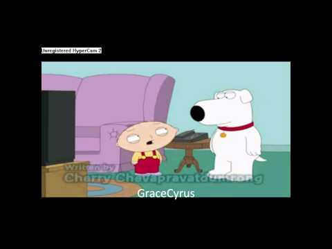 Family Guy - Stewie watches Hannah Montana