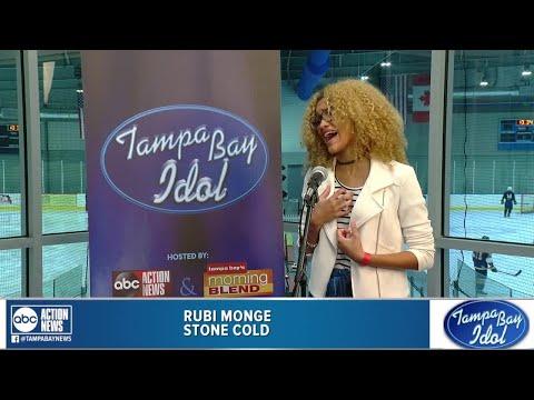 Tampa Bay Idol Audition: Rubi Monge