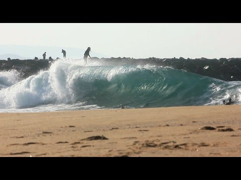 The Wedge | April 7th | 2017 (RAW FOOTAGE)