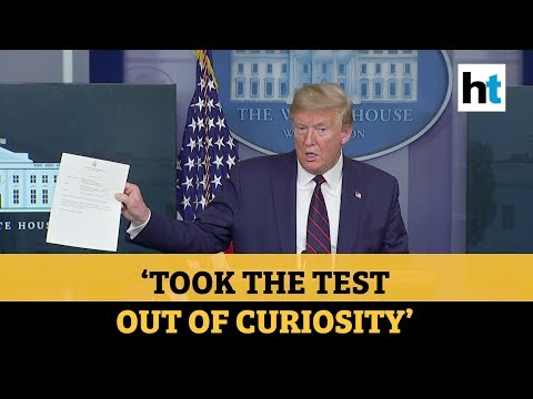 Donald Trump announces