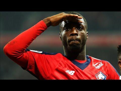 Nicolas Pépé 2019 - Amazing Speed, Skills, Goals U0026 Assists [HD]