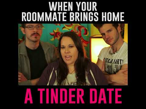 Download WHEN YOUR ROOMMATE BRINGS HOME A TINDER DATE