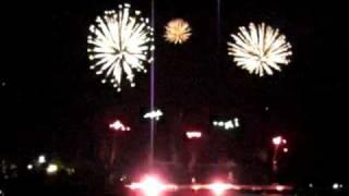 2010.12.25 八景島シーパラダイスの花火です.