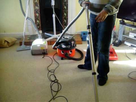 Hoover, Henry, Electrolux, Vacuum Cleaning Fun
